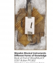 Couverture Wooden Musical Instruments
