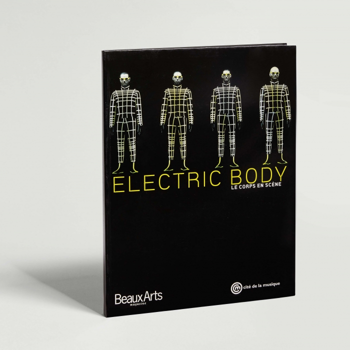 Catalogue d'exposition, Electric Body