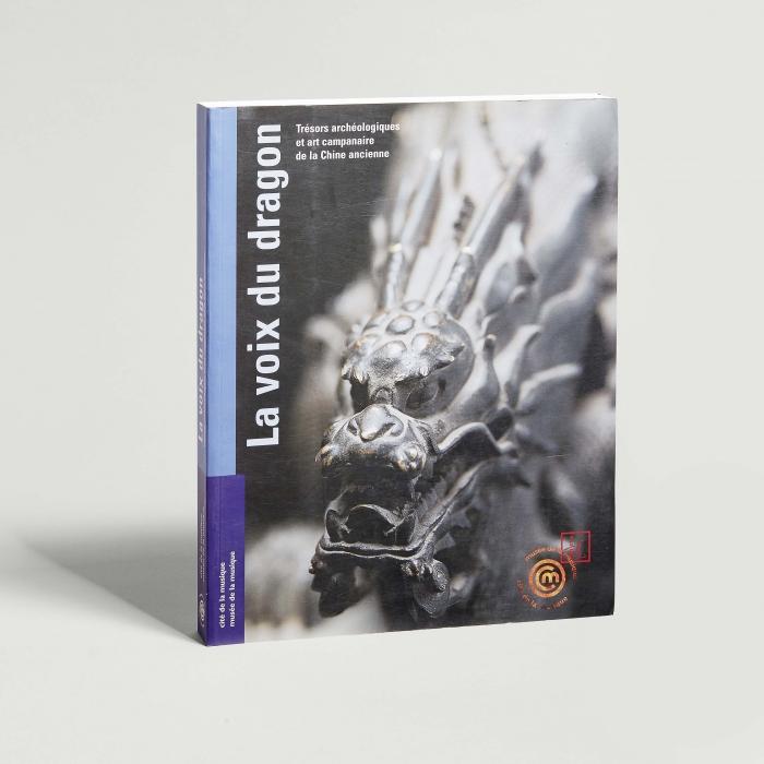 Catalogue d'exposition, La voix du dragon