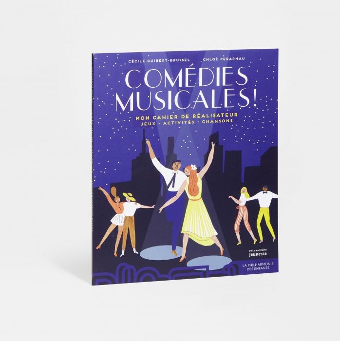 Cahier Comédie musicale vue