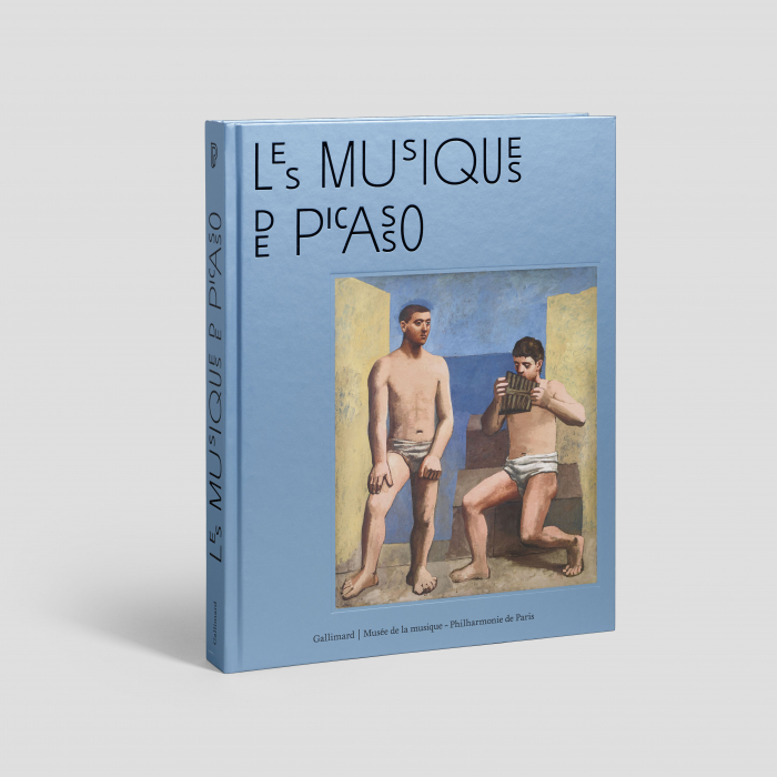 Couverture Catalogue Picasso