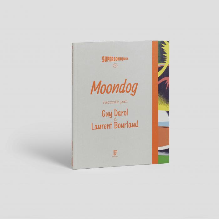 Couverture Moondog