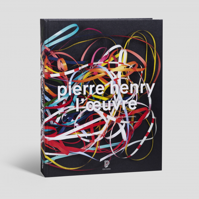 Pierre Henry couv