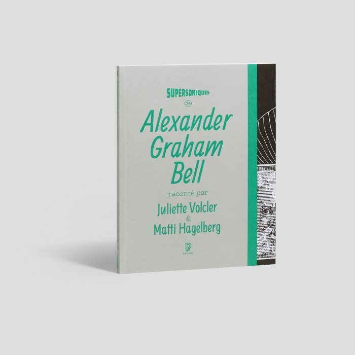 Graham Bell couv